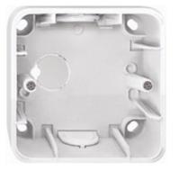 4014-1219 Merten коробка для открыт монтажа, 1 пост (белый)