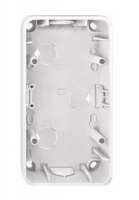 4024-1219 Merten коробка для открыт монтажа, 2 поста (белый)