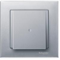 295560 Merten центральная плата для телефонного разъема (алюминий)