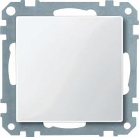 391619 Merten заглушка (белый глянцевый)