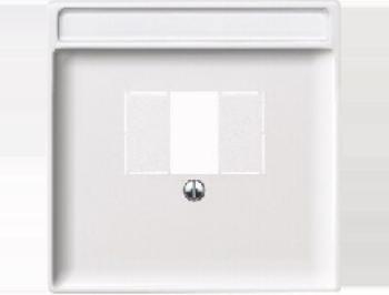 Merten Зарядное устройство USB с двумя выходами (полярно-белый) System Design