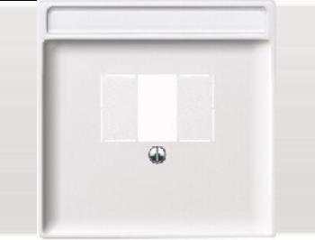 Merten Розетка для динамиков два канала с белой  (полярно-белый) System Design