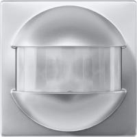 Merten Датчик движения, 25-300Вт, двухпроводное подключение, высота монтажа 2,2м, (алюминий) System Design