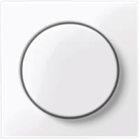 Merten Светорегулятор клавишный универсальный 25-1000 Вт. для ламп накаливания и низковольтн.галог.ламп (активный белый) System M