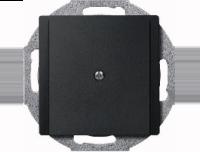 295514 Merten вывод кабеля (антрацит)