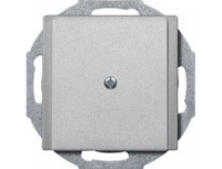 299346 Merten вывод кабеля (сталь)