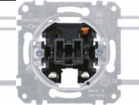 3112-0000 Merten выключатель 1-клавишный 2-полюсный (контрольный)
