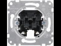 3115-0000 Merten выключатель 2-клавишный, 10а