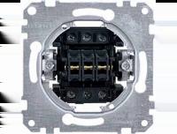 311900 Merten выключатель 3-клавишный, 10а