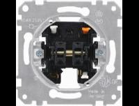 3156-0000 Merten переключатель 1-клавишный кнопочный безвинт.зажим