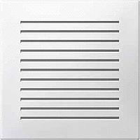 352319 Merten накладка для звуковых сигнализаторов (полярно белый)