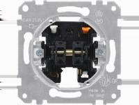 3615-0000 Merten выключатель 2-клавишный, 16а