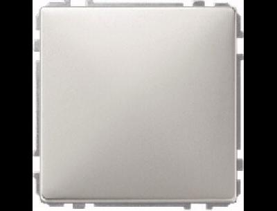 391946 Merten заглушка (сталь)