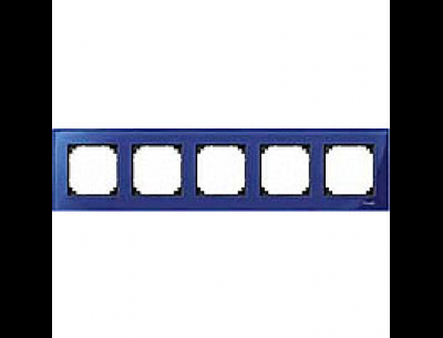 4050-3278 Merten рамка 5-я (сапфир)