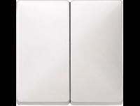 412519 Merten клавиша 2-ая (полярно белый)