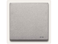 433060 Merten клавиша 1-ая ip44 (алюминий)