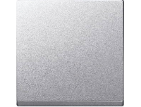 433160 Merten клавиша 1-ая (алюминий)