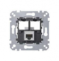 4575-0001 Merten коннектор rj45 cat5e utp