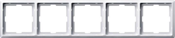 481519 Merten рамка 5-ая (белый)