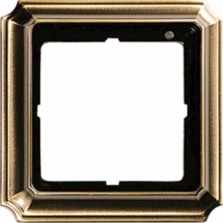 483143 Merten рамка 1-ая (античная латунь)