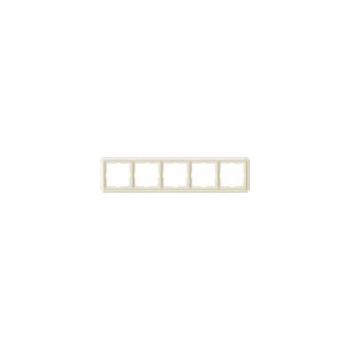 483544 Merten рамка 5-ая (бежевый)