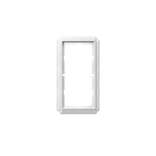 483819 Merten рамка 2-ая без разделителя (полярно-белый)