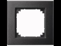 486114 Merten рамка 1-ая (антрацит)