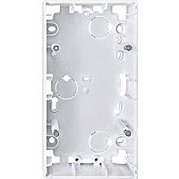 510619 Merten коробка для открытого монтажа 2-я (белый)