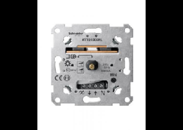 5135-0000 Merten светорегулятор поворотный 60-1000ва для л/н и обм тр-ров