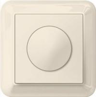 5137-1244 Merten светорегулятор поворотный для л/н 600вт (в сборе) (бежевый)