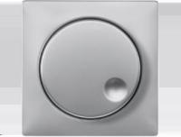 5250-4060 Merten накладка светорегулятора поворотного (алюминий)