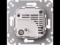 536401 Merten терморегулятор с перключающим контактом, 1а 24в