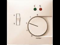 537544 Merten накладка регулятора тёплого пола (бежевый)