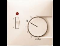 539744 Merten накладка термостата комнатного (мех.536302,536304) (бежевый)