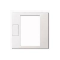 5775-0319 Merten для терморегулятора с сенсорным дисплеем (Белый)