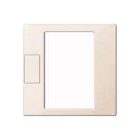 5775-0344 Merten для терморегулятора с сенсорным дисплеем (Бежевый)