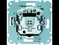 577899 Merten светорегулятор нажимной 20-315вт/ва для л/н и эл тр-ров