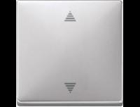 584244 Merten накладка электронного кнопочного выключателя жалюзи (бежевый)